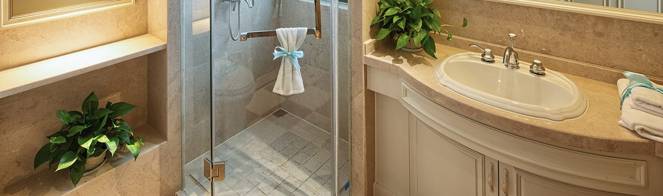 shower doors ladue missouri