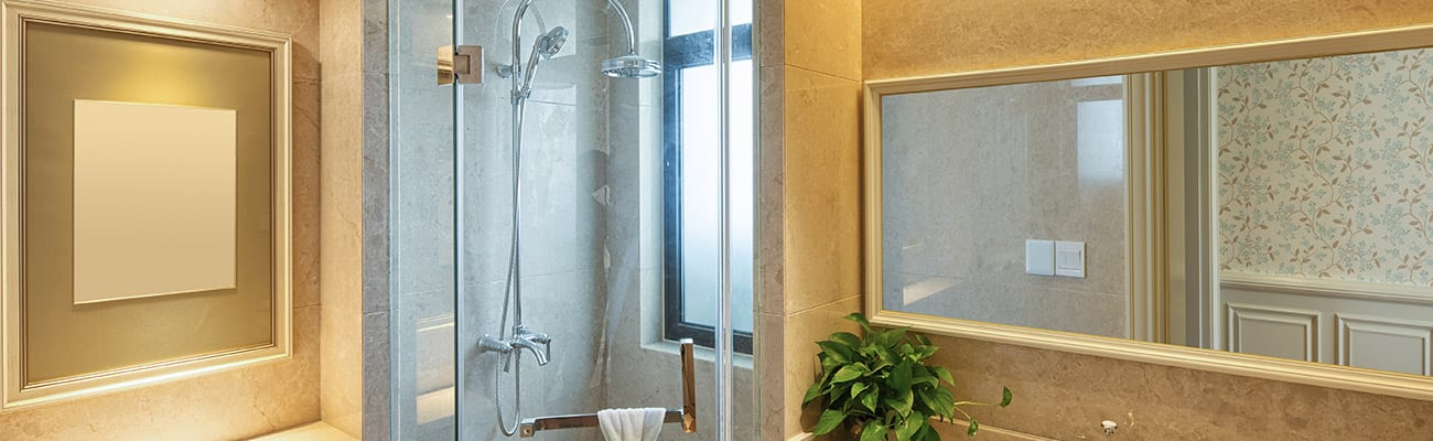 glass shower doors st. louis missouri